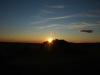 Закат у Онона. Северо-Восточная Монголия, октябрь 2011. Фото Вадима Кирилюка