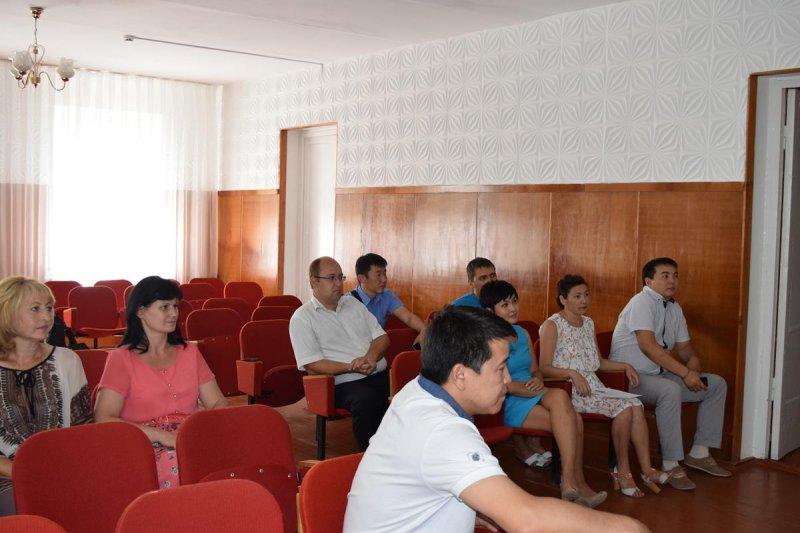 Общественные слушания о создания памятника природы «Тюльпановая степь», Республика Калмыкия