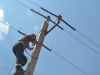 Оснащение ЛЭП птицезащитными устройствами, Республика Калмыкия