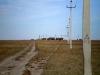 Неизолированная линия Полевой – охотбаза «Айке» является одной из самых опасных ЛЭП 6-10 кВ в Оренбургской области. Фото Е.В. Барбазюка
