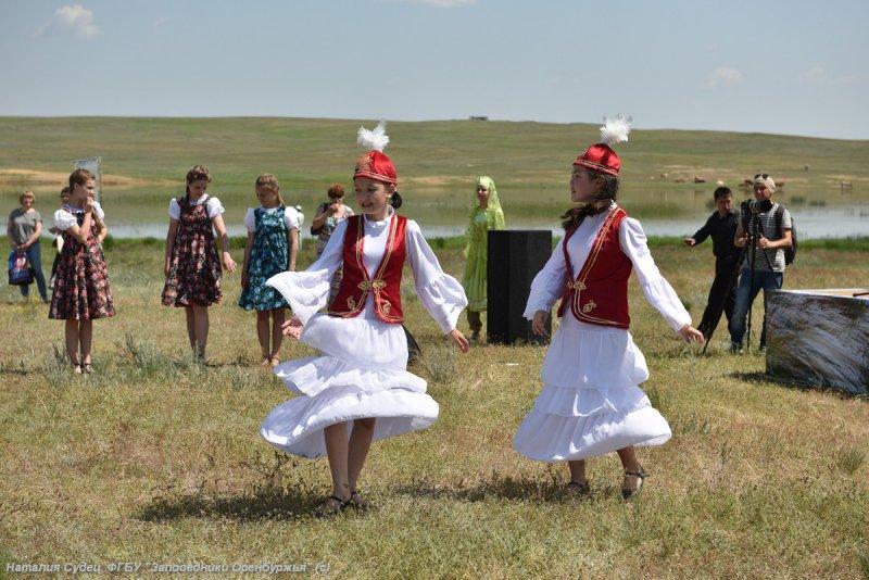 Празднование Дня Степи в Оренбуржье, 28 мая 2016 г. Фото Н. Судец