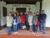 Участники учебной стажировки для сотрудников степных ООПТ России в Венгрии, 11-17 мая 2014 г.