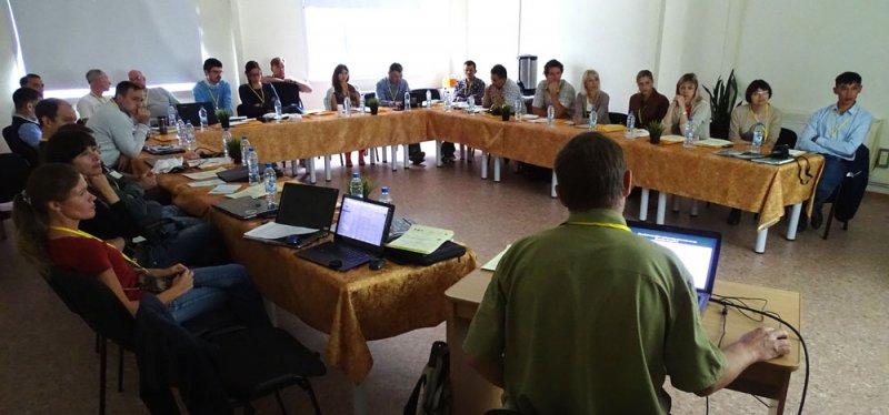 Первое международное совещание по изучению и сохранению манула в степях Северной Евразии, 14-15 сентября 2016 г., Новосибирск