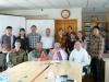 Заседание Рабочей группы по международному российско-монгольско-китайскому заповеднику «Даурия», 14-16 апреля 2014 г., Чойбалсан, Монголия, Фото В. Жаргалова