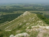 The top of Yurak-tau hill (shikhan). Republic of Bashkortostan. Photo by V.B. Martynenko