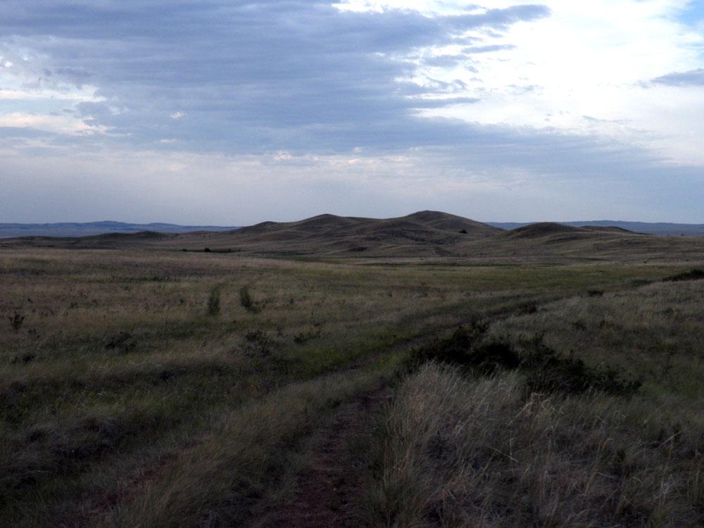 Горы Ерейментау, Центральный Казахстан. Фото И.Э. Смелянского