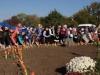 Посадка тюльпанов. Фестиваль «Воспетая степь», 11 октября 2013 г., Ростовская область