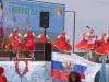 Выступление танцевальных ансамблей. Фестиваль «Воспетая степь», 18 апреля 2015 г., Ростовская область. Фото с сайта agro2b.ru