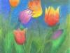 Рисунок Кобцевой Дарьи, 11 лет, г. Элиста, МБОУ ДОД «Детская школа искусств №1»