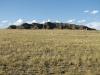 Сухая гемипетрофитная степь, останец Ончалаан в левобережье Тес-Хема, Республика Тыва, август 2007. Фото А.Н. Барашковой