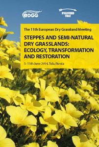 The 11th European Dry Grassland Meeting