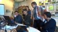 Семинар по применению ГИС-продуктов в работе ООПТ,, Даурский заповедник, март 2015. Фото Р. Рыгзыновой