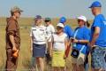 Партнерство во имя спасения, Оренбургский заповедник. Фото предоставлено Оренбургским заповедником