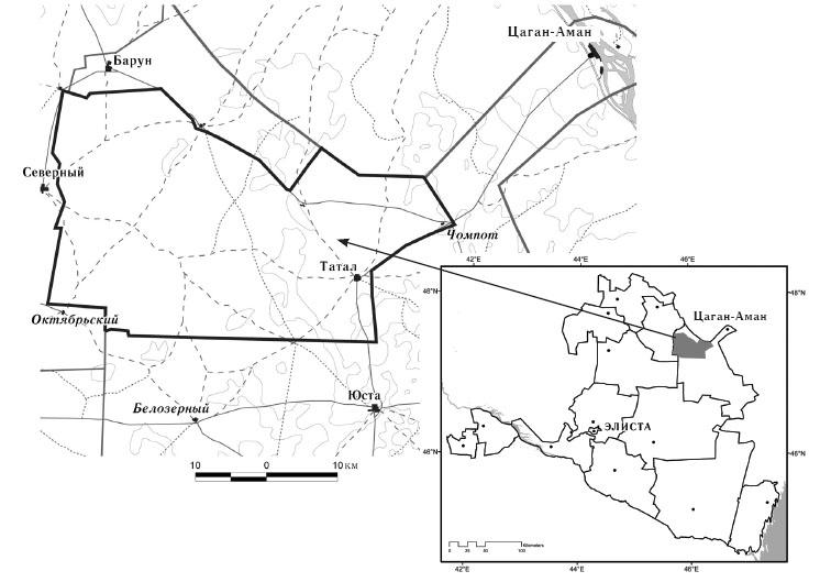Государственный природный заказник регионального значения «Татал-Барунский»