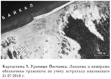 Урочище Песчанка